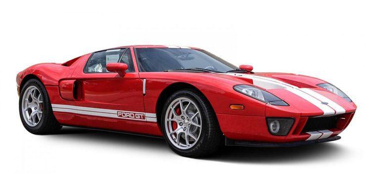 En venta ejemplar de Ford GT de 2005 con solo 15 kilómetros