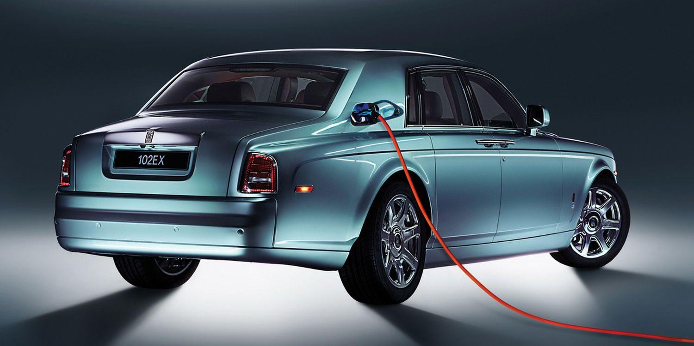 Rolls-Royce dispuesto a ofrecer modelos eléctricos