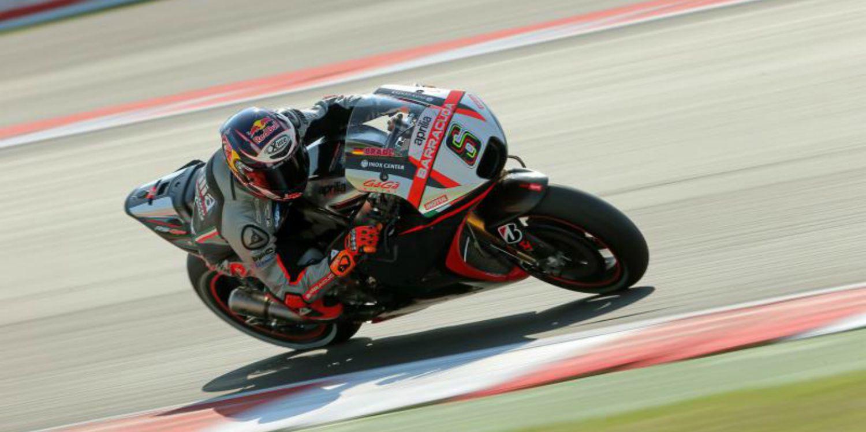 Stefan Bradl seguirá con Aprilia en MotoGP 2016