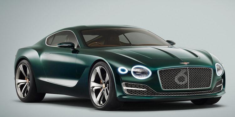 Bentley podría celebrar su centenario con un superdeportivo