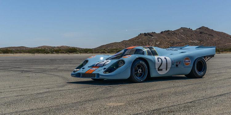Porsche resucita el 917K ganador de Spa en 1971