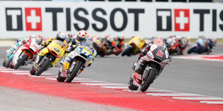 Previa del GP de Aragón de Moto2 en Motorland