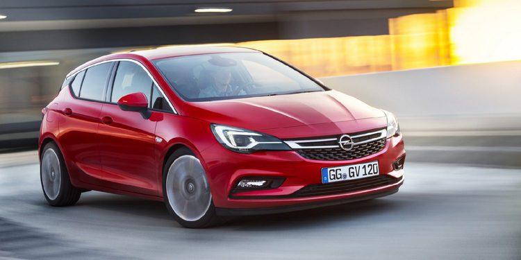 Opel presenta la sexta generación del Astra
