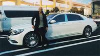 Lewis Hamilton se regala un Mercedes S600 Maybach
