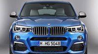 El X4 M40i de BMW se deja ver antes de tiempo