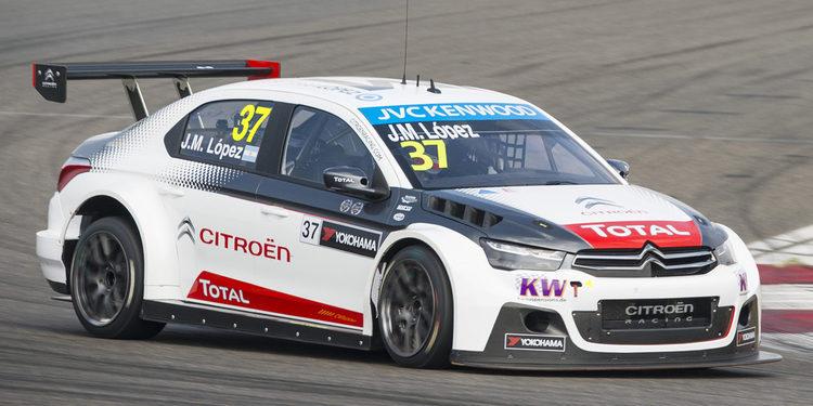 José María López consigue su quinta pole de la temporada