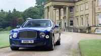 Bentley actualizará su Mulsanne en Ginebra