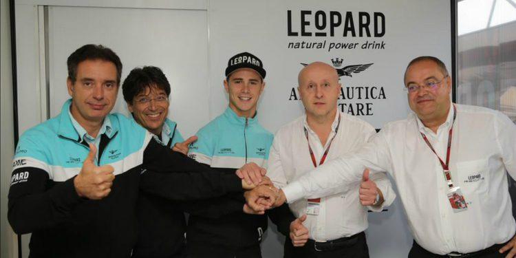 Danny Kent sube a Moto2 con el Leopard Racing