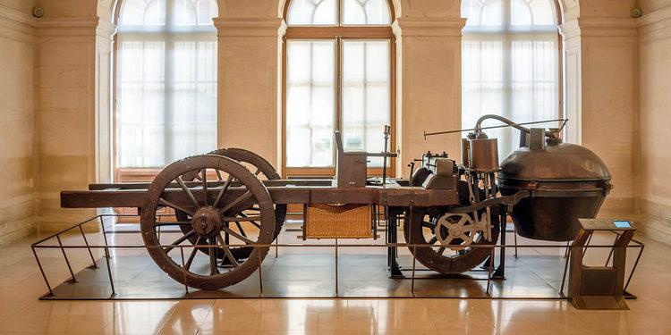 El primer automóvil de la historia (parte 3)
