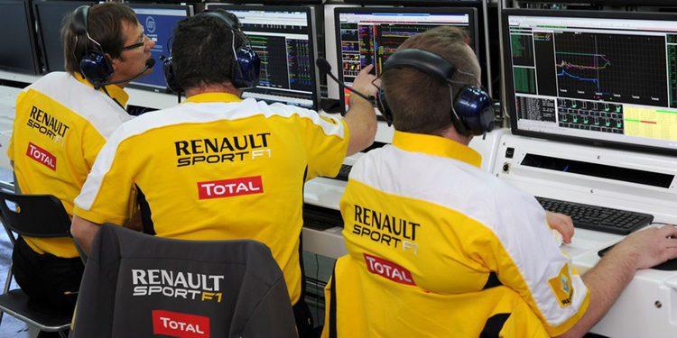 Renault detrás de la adquisición de Lotus F1