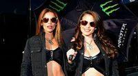 Paddock Girls del GP de Aragón 2015