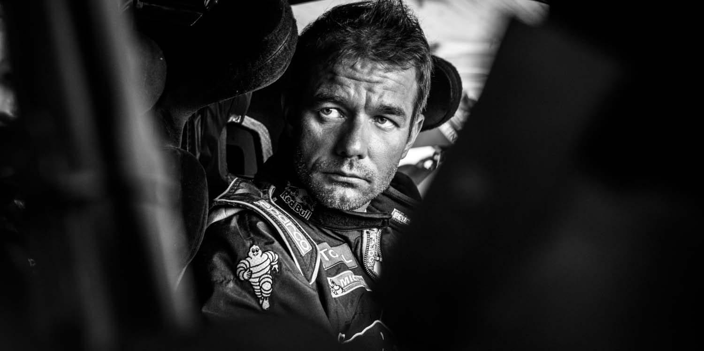 Sebastien Loeb al Dakar 2016 con Peugeot