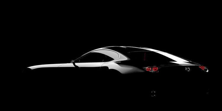 Mazda enseña un teaser de un nuevo modelo deportivo