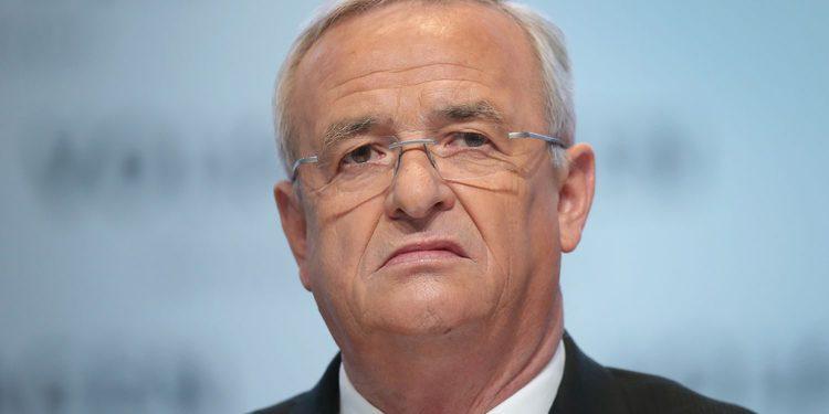 La fiscalía alemana abre una investigación a Martin Winterkorn