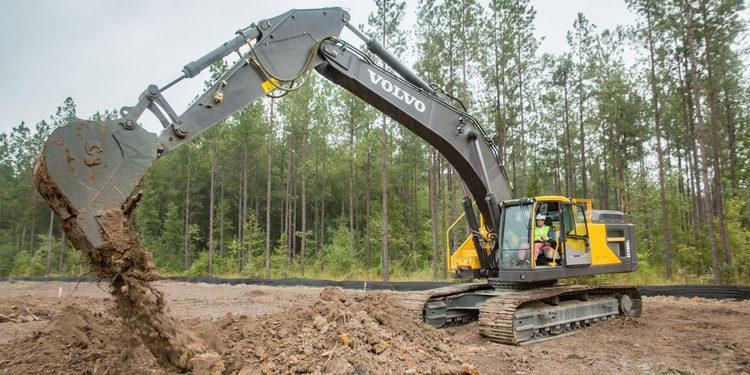 Comienza la construcción de la nueva planta de Volvo en EE.UU.