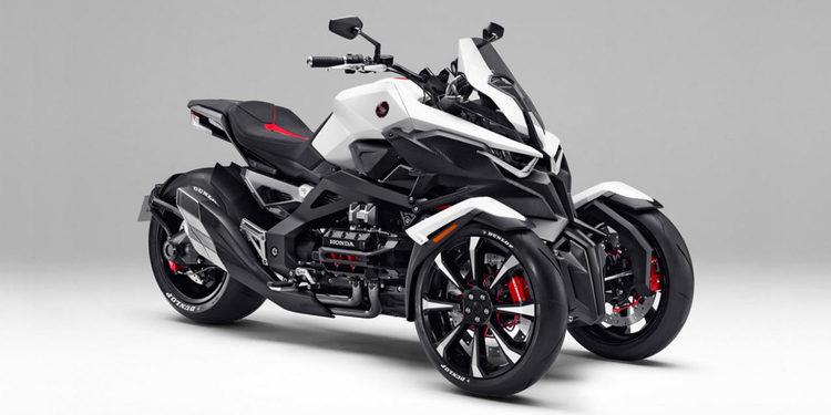 Honda Neowing y Suzuki Hustler Scoot Concept