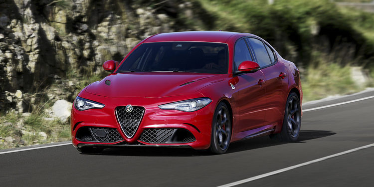 La gama Alfa Romeo Giulia será desvelada muy pronto