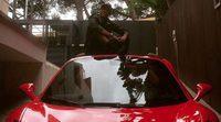 Neymar sube a Instagram su nuevo Ferrari 458 Spider