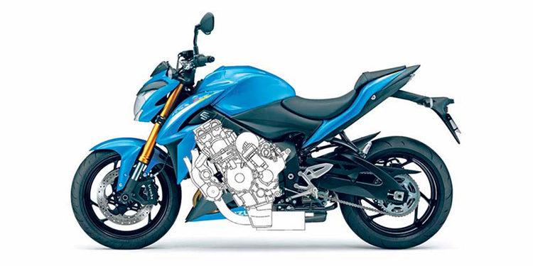 Suzuki registra una patente de motor híbrido y turbo