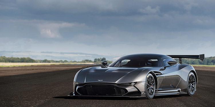Aston Martin reúne a los dos Vulcan