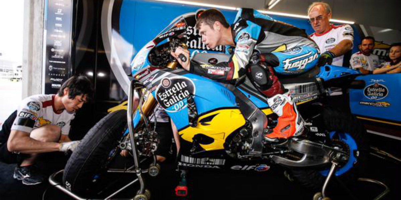 Tito Rabat a MotoGP con el Estrella Galicia Marc VDS