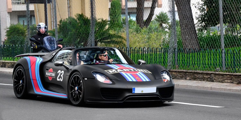 Un Porsche 918 se estrella en Malta y deja 21 heridos