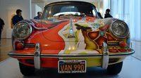 El Porsche 356c descapotable de Janis Joplin a subasta