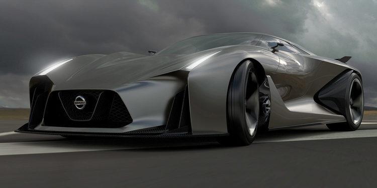 Nissan desvelará el próximo GT-R en el Tokyo Motor Show