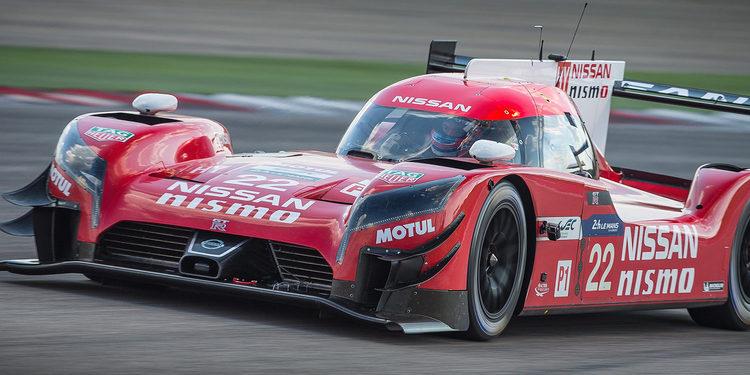 El Nissan GT-R LM NISMO volverá a intentarlo en 2016