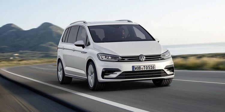 Y con nosotros, el nuevo Volkswagen Touran R-Line