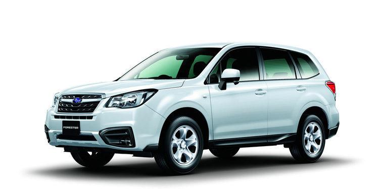 El Salón de Tokyo nos mostrará al renovado Subaru Forester