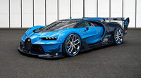 Making of Bugatti Vision Gran Turismo