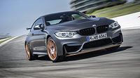 BMW M4 GTS. Del garaje directo al Nordschleife