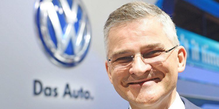 EL CEO de Volkswagen USA ante el Congreso de los EEUU