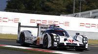 Porsche toma el relevo en el FP2 en Fuji