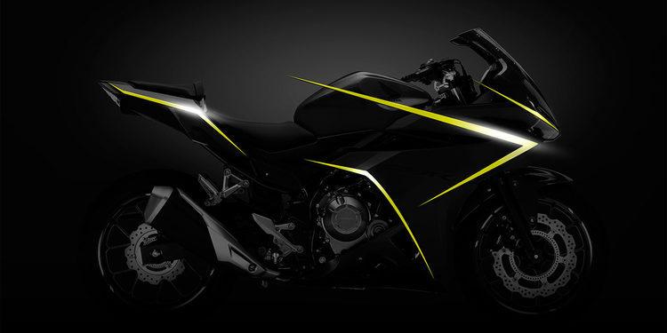 Adelanto de la Honda CBR500R 2016