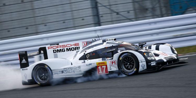 Porsche consigue otro pleno en clasificación en el WEC