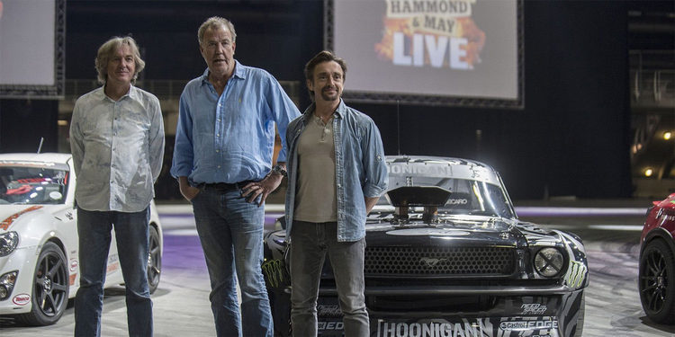 "Jeremy Clarkson: ""No se llamará Gear Knobs"""
