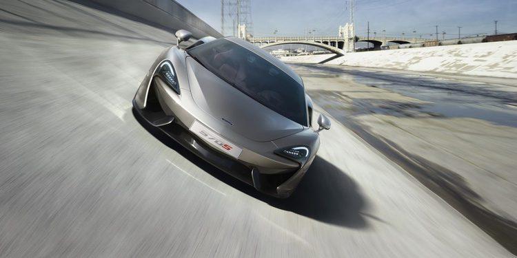 McLaren confirma el 570S Spider para 2017