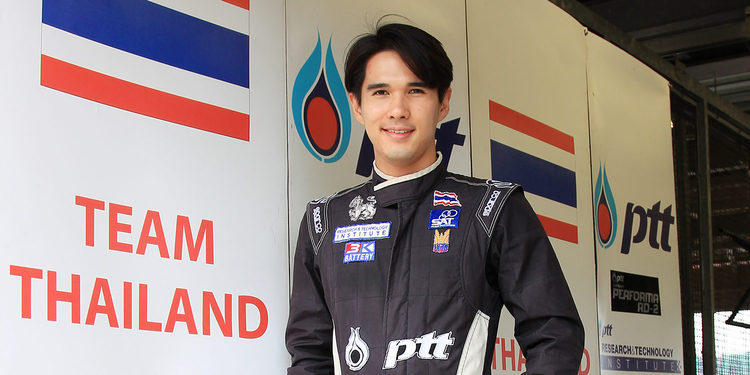 Tin Sritrai debutará con Campos en Tailandia