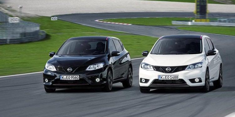 Alemania: Nuevo Nissan Pulsar Sport edition