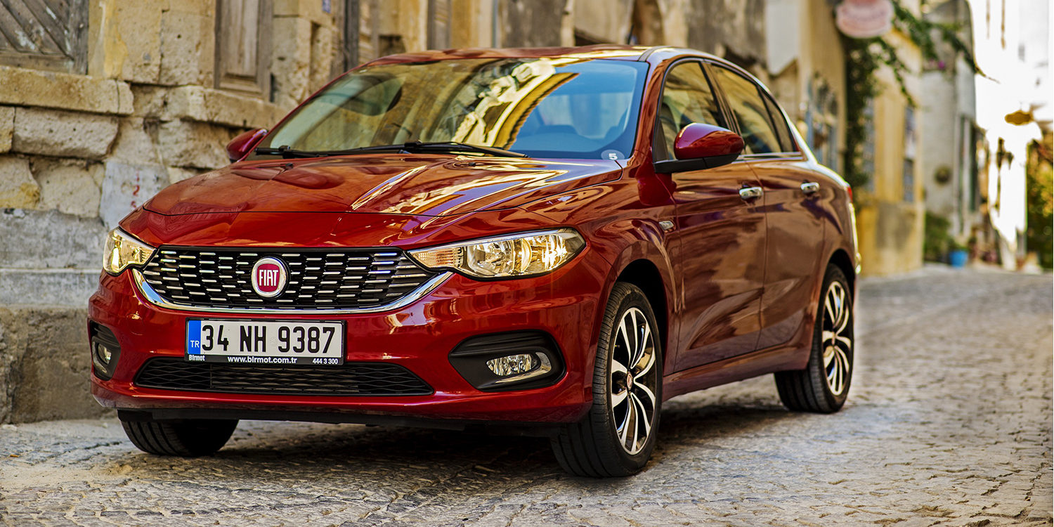 nuevo fiat tipo as ser la nueva berlina compacta motor y racing. Black Bedroom Furniture Sets. Home Design Ideas