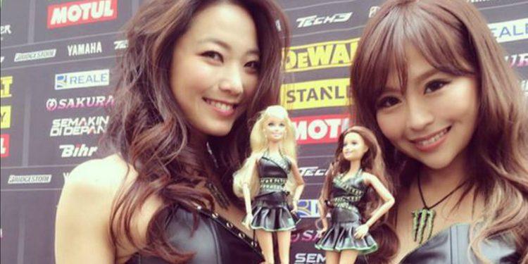 Paddock Girls del GP de Japón 2015