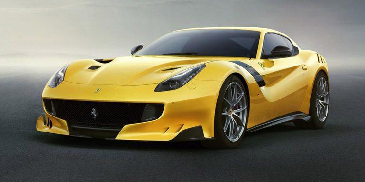 Nombre histórico para el Ferrari F12 Tour de France