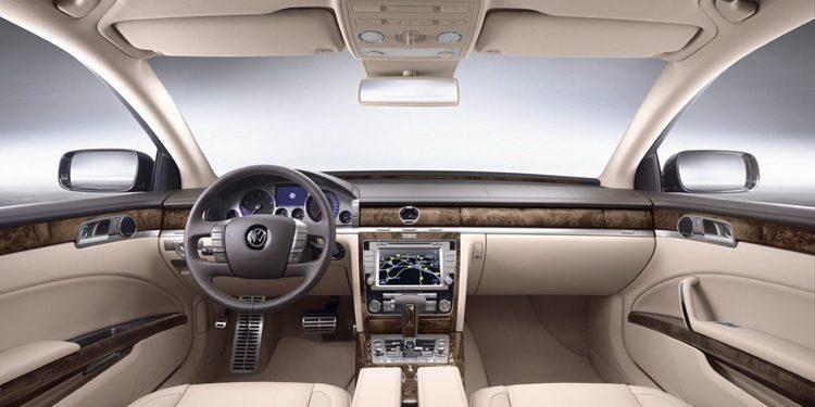 El nuevo Volkswagen Phaeton será eléctrico