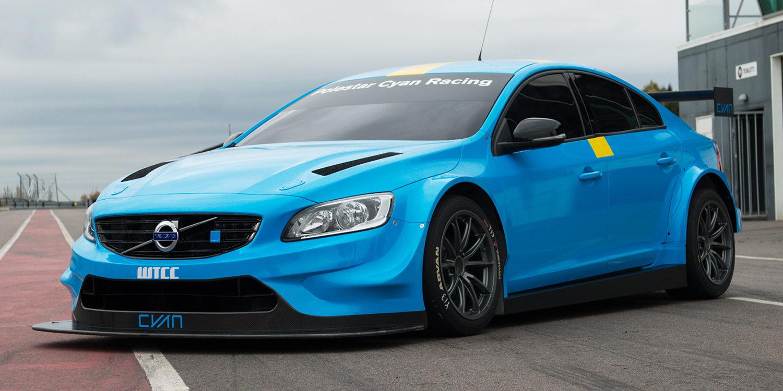 Volvo anuncia su entrada en el WTCC con el S60 TC1