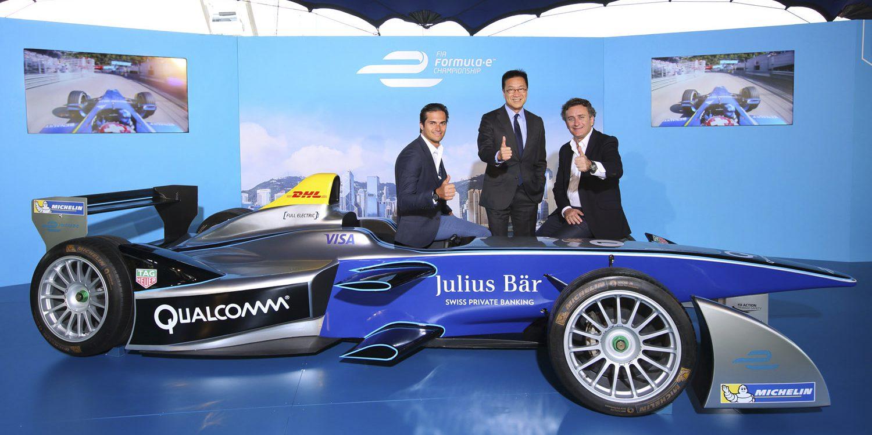 Julius Baer extiende su contrato con la Formula E