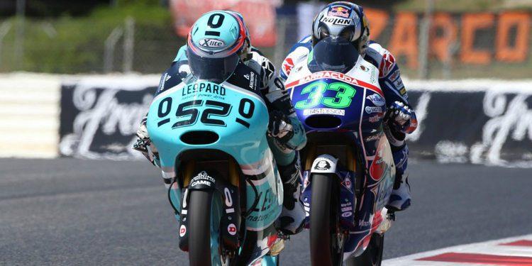 Previa del GP de Australia de Moto3 en Phillip Island