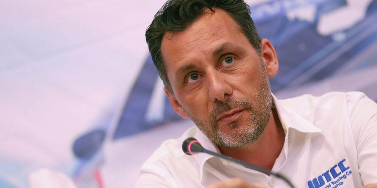 Francois Ribeiro explica el nuevo MAC3 para el WTCC
