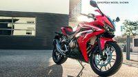 Nueva Honda CBR500R, primeras imágenes oficiales